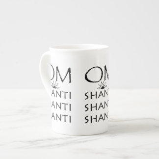 OM-Shanti/Yoga Tea Cup