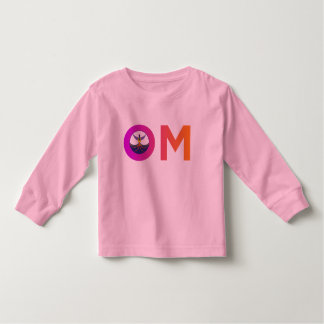 OM Shirt for Toddlers