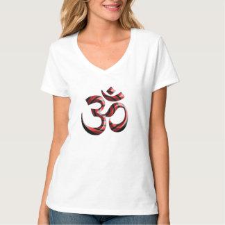 Om-sign of Peace, Hindu t-shirt design