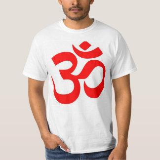 OM símbolo hindú y budista (del ॐ) - Remera
