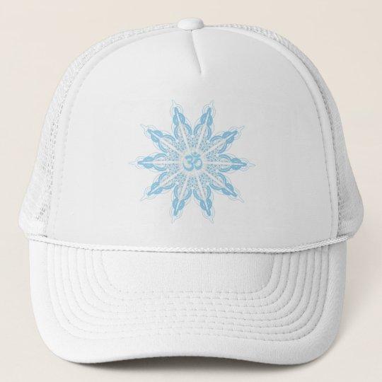 Om Snowflake Hat