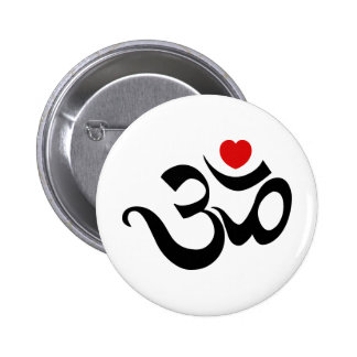 Om Symbol Button