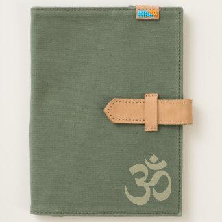 Om Symbol Canvas Journal