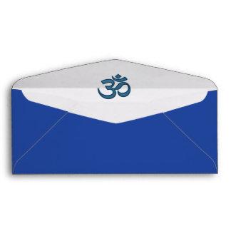 Om symbol envelope