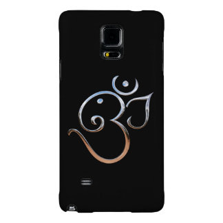 Om Symbol Galaxy Note 4 Case