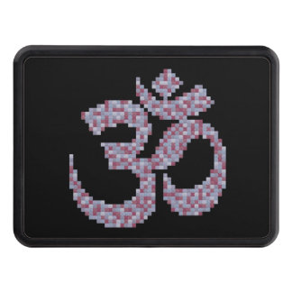 Om Symbol Hitch Cover