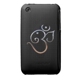 Om Symbol iPhone 3 Case-Mate Cases