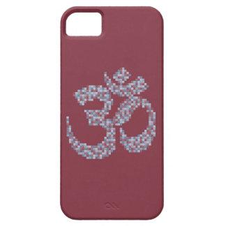 Om Symbol iPhone 5 Case
