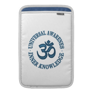 Om symbol MacBook sleeve