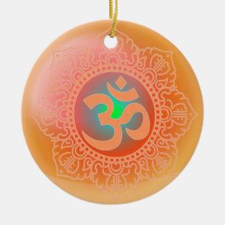 OM symbol ornament