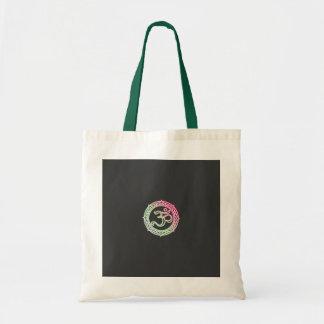 Om Symbol Sanskrit Bags