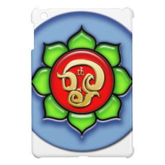 Om (Tamil) Red, Green, Blue Cover For The iPad Mini