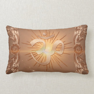 Om the sign pillows