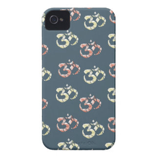 Om - the sound of the universe Case-Mate iPhone 4 case