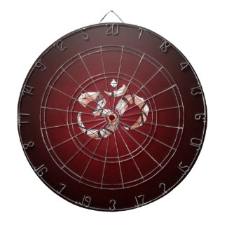 Om - the sound of the universe dartboards