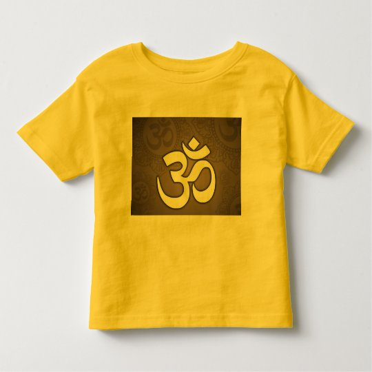 om toddler shirt