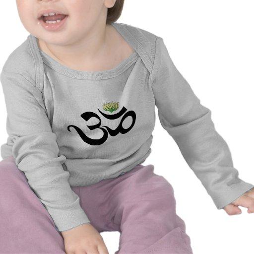 Om Toddler T-Shirt T Shirts