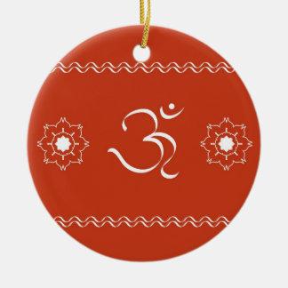 OM tradicional - ornamento Ornamento De Navidad