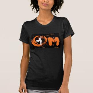 Om Tree Pose - Yoga Tee Shirt (twofer)