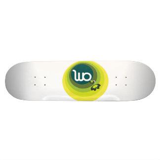 Om v 1.0 : Mint - Skateboard