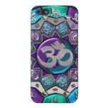 OM Yin-Yang Zodiac Mandala Background Case Case For iPhone 5