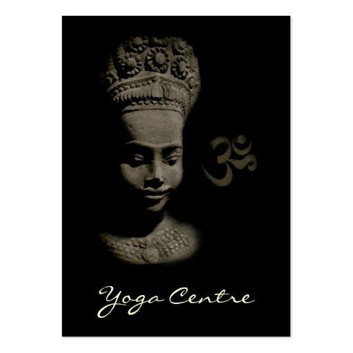 OM Yoga Centre Business Card