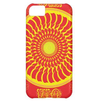 OM Yoga design iPhone 5C Cases
