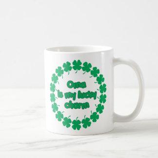 Oma is My Lucky Charm Mug