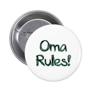 Oma Rules! Pin