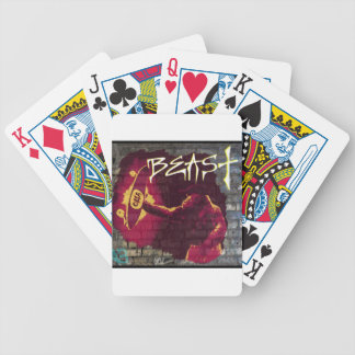 oma skate bicycle playing cards