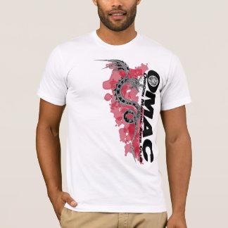 OMAC - chrome dragon design T-Shirt