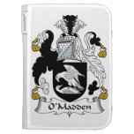 O'Madden Family Crest Kindle 3 Covers