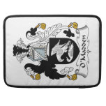 O'Madden Family Crest MacBook Pro Sleeves