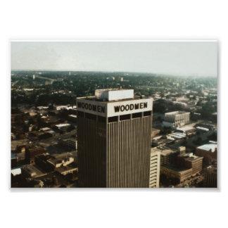 Omaha - #1 photo print