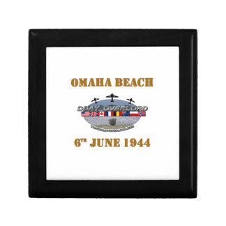Omaha Beach 6th June 1944 Gift Box