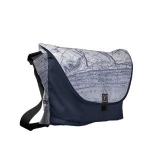 Omaha Beach Courier Bag