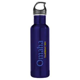 Omaha Established Water Bottle