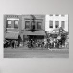 Omaha Hobo Center: 1938 Print