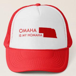 Omaha Is My Homaha Hat