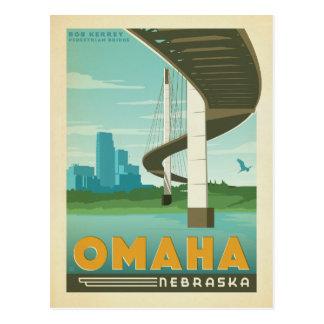 Omaha, NB Postcard