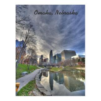 Omaha Nebraksa Postcard