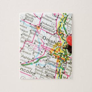 Omaha, Nebraska Jigsaw Puzzle