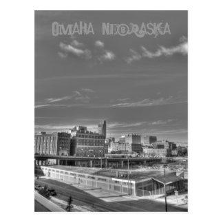 Omaha, Nebraska Tarjeta Postal