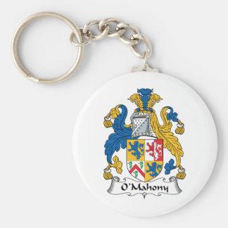 O'Mahony Family Crest Keychain