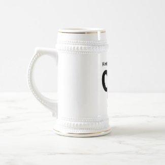 O'Malarkey Irish beer stein Mug