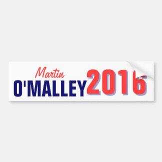 O'Malley 2016 Bumper Sticker