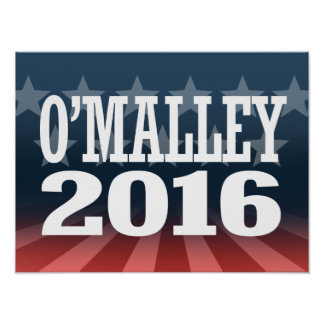 OMALLEY 2016 PÓSTER