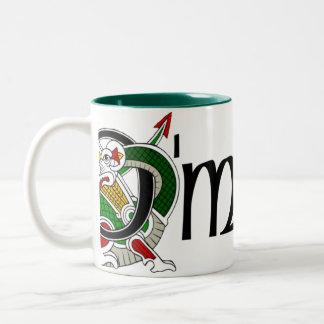 O'Malley Celtic Dragon Mug