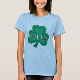 O'Malley Clover Baby Doll T-Shirt