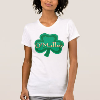 O'Malley Clover Ladies Petite T-Shirt